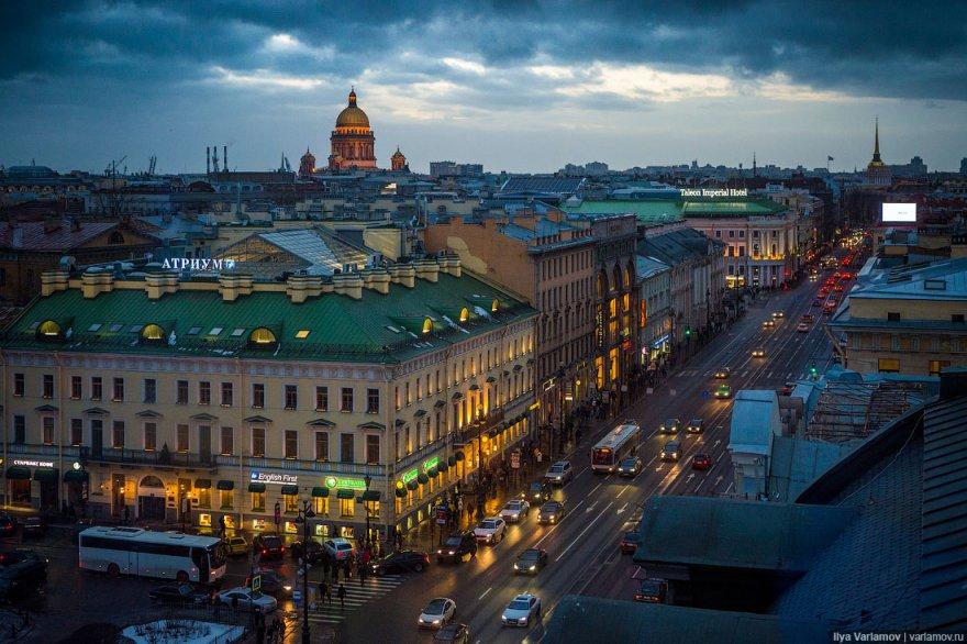 Главный офис ВКонтакте