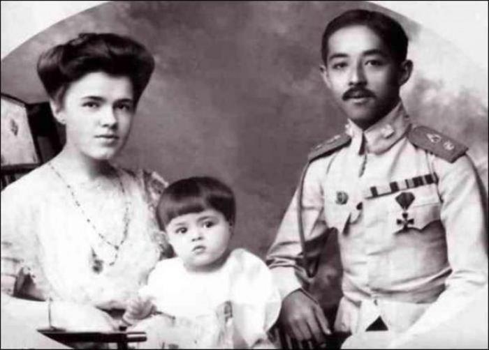 Как обычная россиянка Екатерина Десницкая стала принцессой Сиама (14 фото)