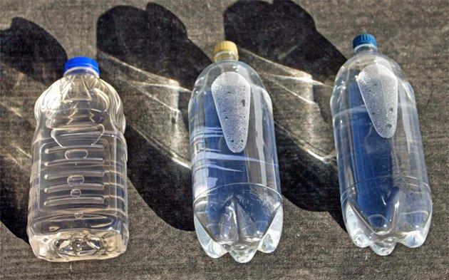 Изготовление простейшего фильтра из пластиковой бутылки