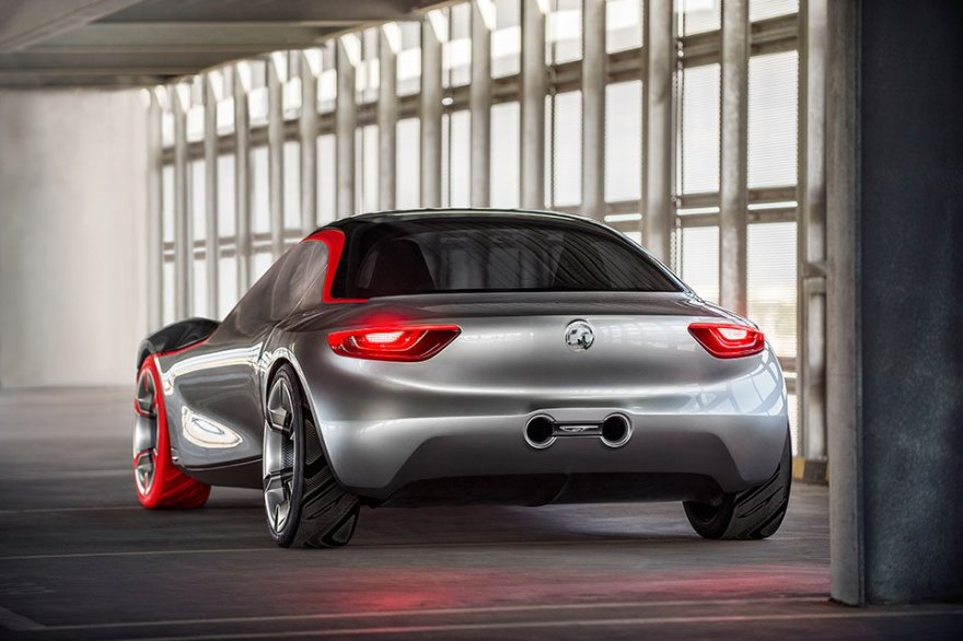 Возрождение легенды: Opel GT Conept