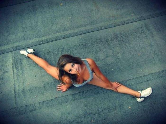Спортивные девушки (51 фото)