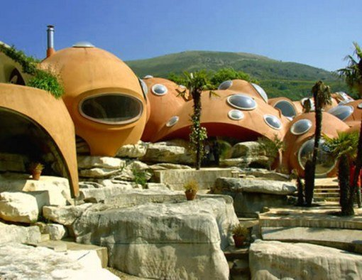 Необычные туристические достопримечательности Франции