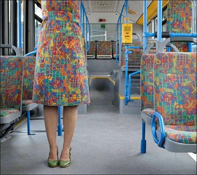 Одежда, которая позволяет слиться с окружающей средой (25 фото)