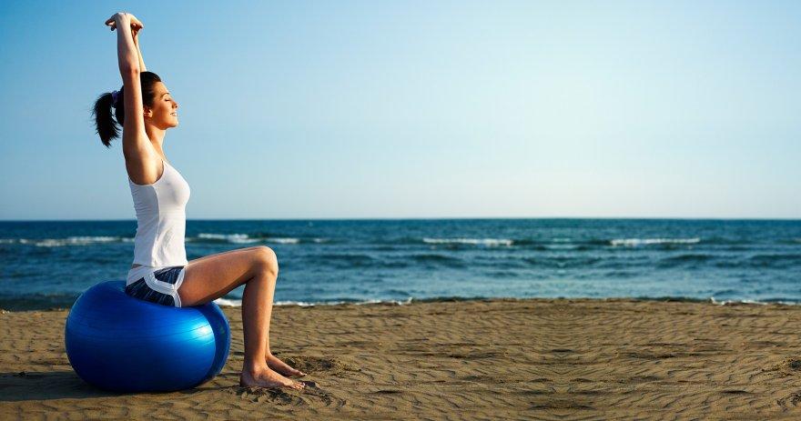 Как облегчить напряжение в спине при сидячей работе
