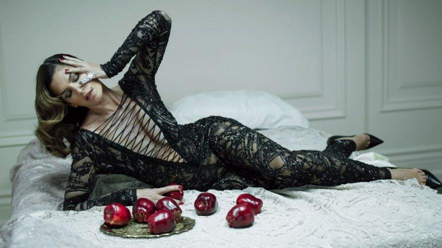 Cексуальные образы Синди Кроуфорд