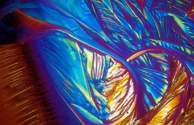 Как выглядит алкоголь под микроскопом