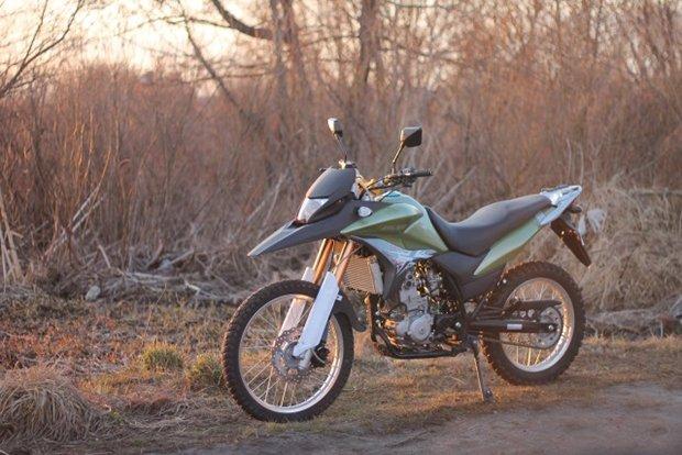 Cамые популярные мотоциклы в России