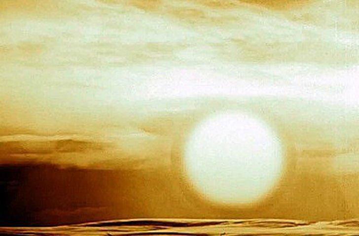 Мощные ядерные взрывы, заснятые на камеру