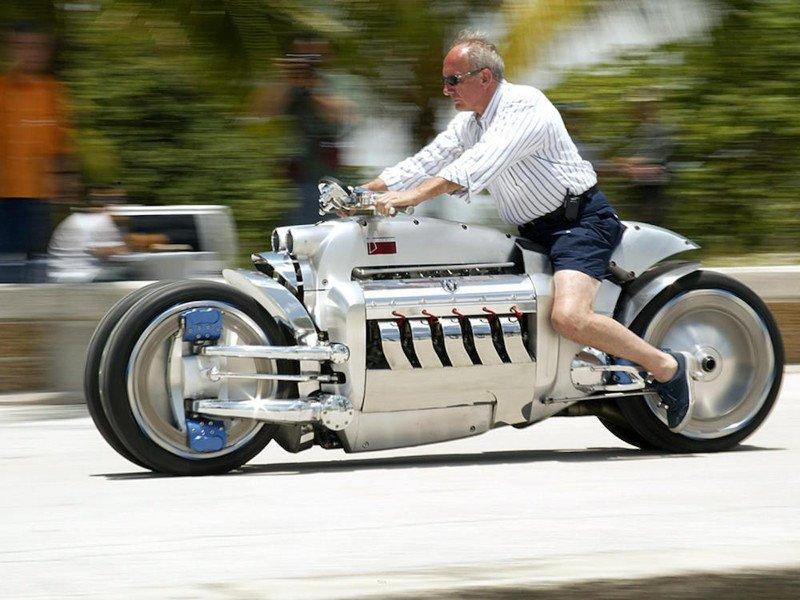 Cамые большие в мире двигатели