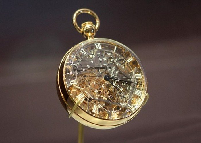 Cамые дорогие часы в истории, которые были проданы с аукционов