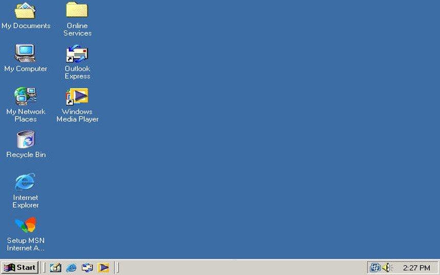 Эволюция операционной системы Windows