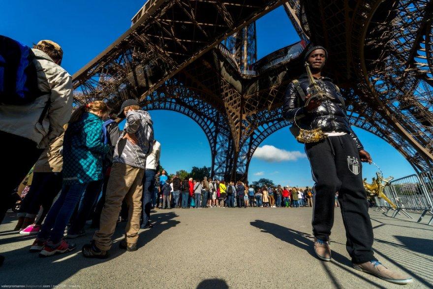 Гуляем по Парижу