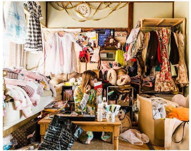 Какие комнаты японских девушек-отаку