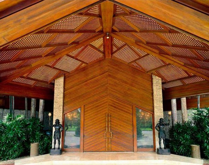 Обитание вице-президента Филиппин – Кокосовый дворец