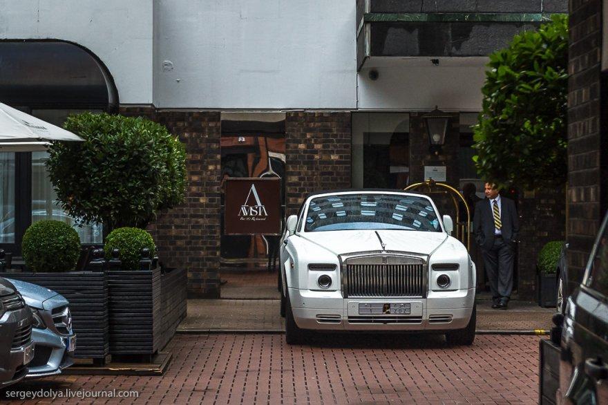 Самые дорогие районы Лондона: Ноттинг Хилл и Мейфейр