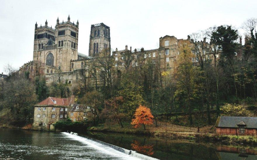 Наиболее интересные места Англии