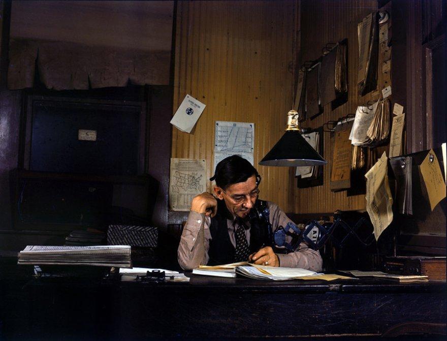 Подборка фотографий времён Второй мировой войны, восстановленные в цвете