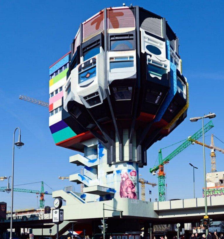 Необычные туристические достопримечательности в Германии