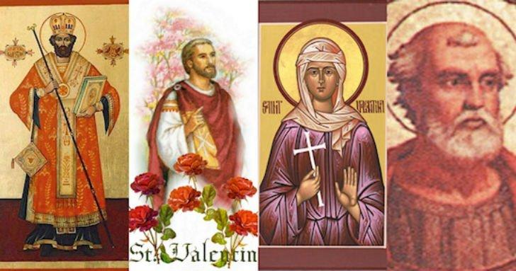14 интересных исторических факта о Дне святого Валентина, которые вас сильно удивят