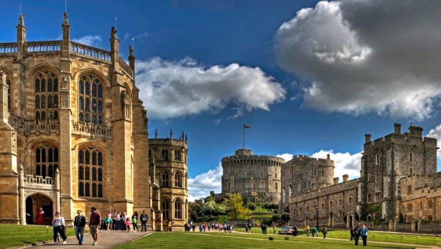 Резиденция британских монархов – Виндзорский замок