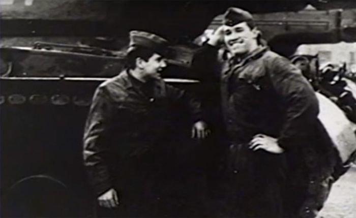 О службе в армии Арнольда Шварценеггера (7 фото)
