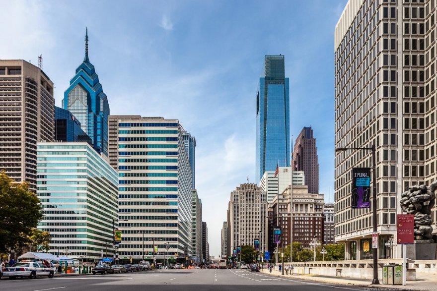 Путешествие по Филадельфии