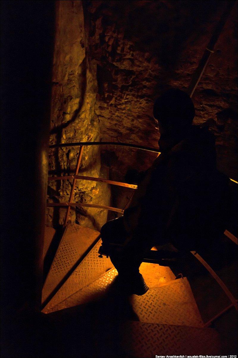 Крым. Геофизическая пещера на Ай-Петри