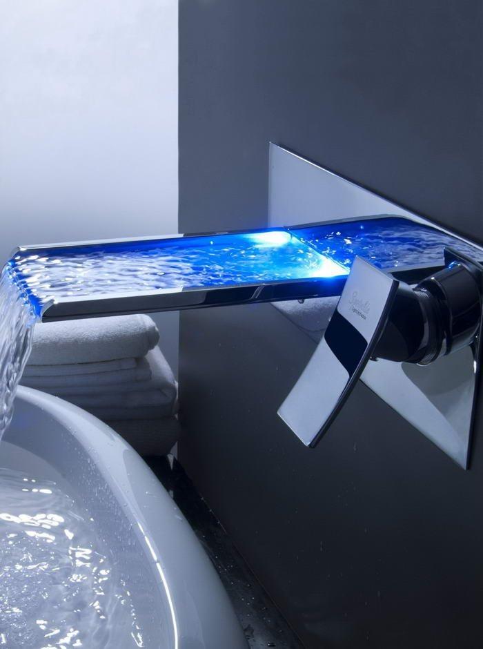 Гениальные гаджеты для ванной комнаты