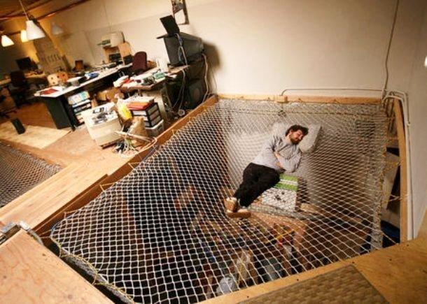 Коллекция креативных кроватей