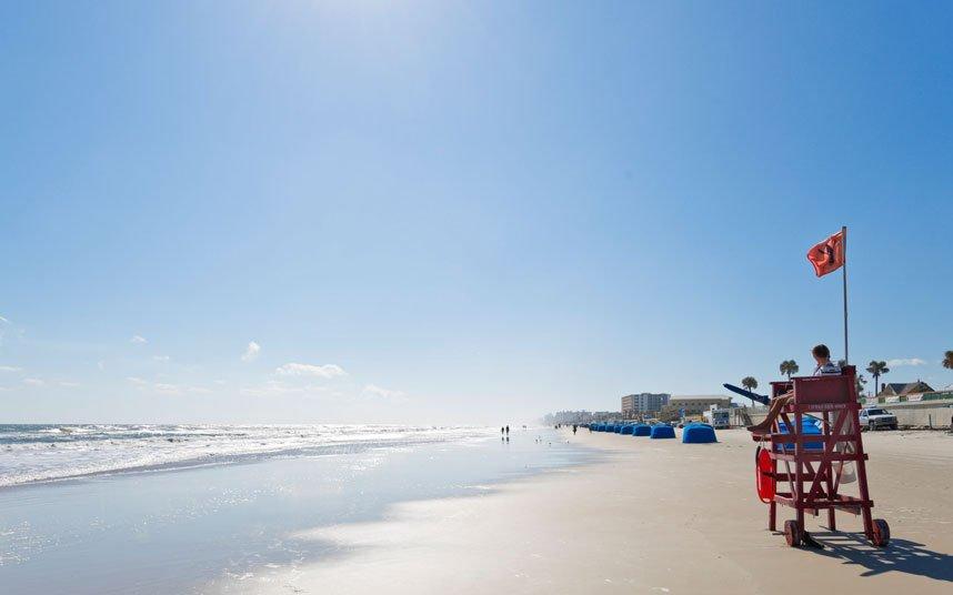 Наиболее опасные пляжи в мире