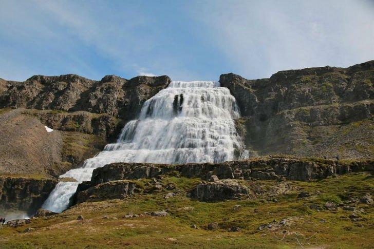 Необыкновенные водопады Исландии