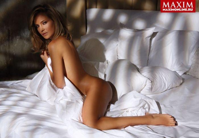 «Глюк'OZA» в новом номере мужского журнала MAXIM (5 фото)