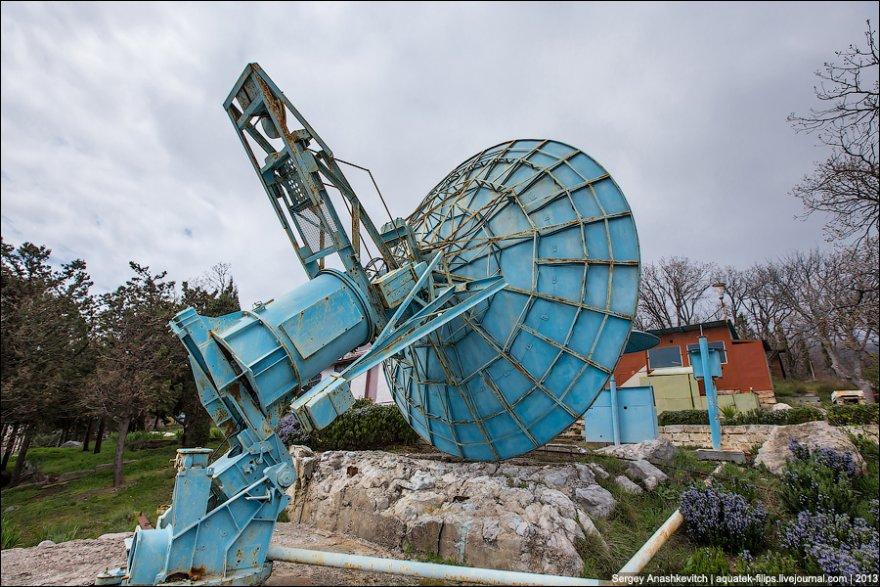Крымская гелиостанция