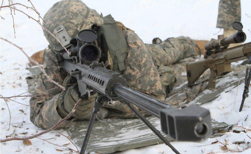 Самые длинные снайперские выстрелы