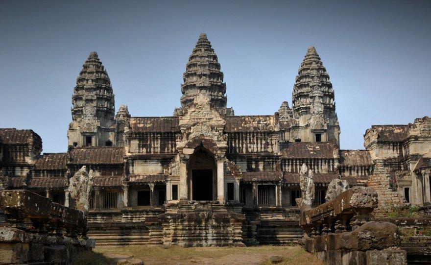 Мистически исчезнувшие цивилизации
