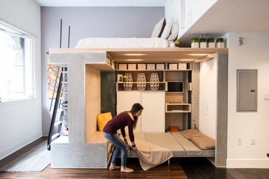 Решение для небольшой квартиры