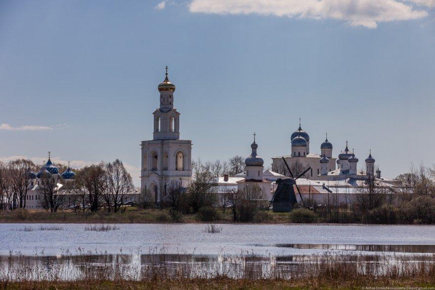 Экскурсия по Великому Новгороду