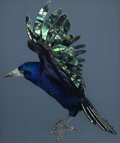 Необыкновенно красивые фигуры животных и насекомых (9 фото)