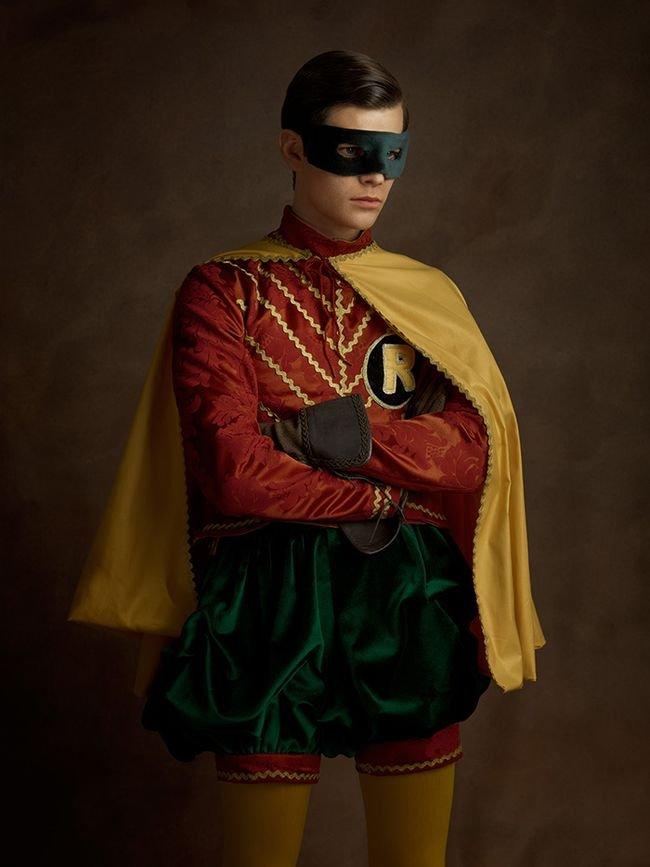 «Суперфламандцы» от Саши Голдбергера