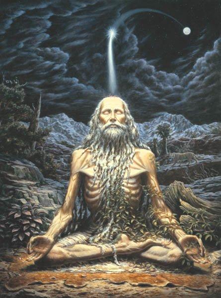 Высшая форма медитации – Сомати