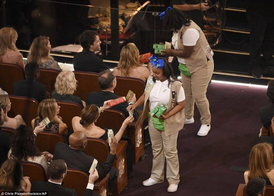«Оскар»: 88-я церемония награждения