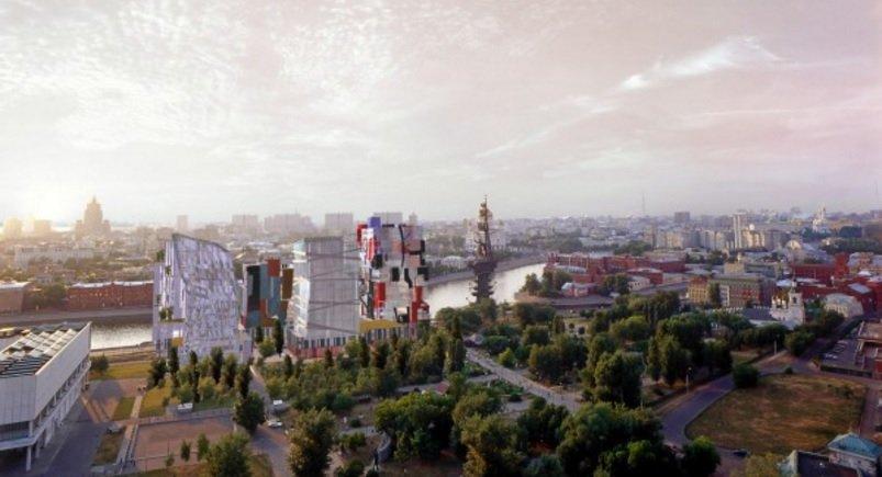 Какой была бы российская столица, если бы деньги не кончились