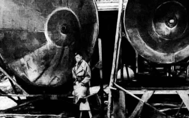 Разработанное нацистами cупероружие, которое могло изменить историю