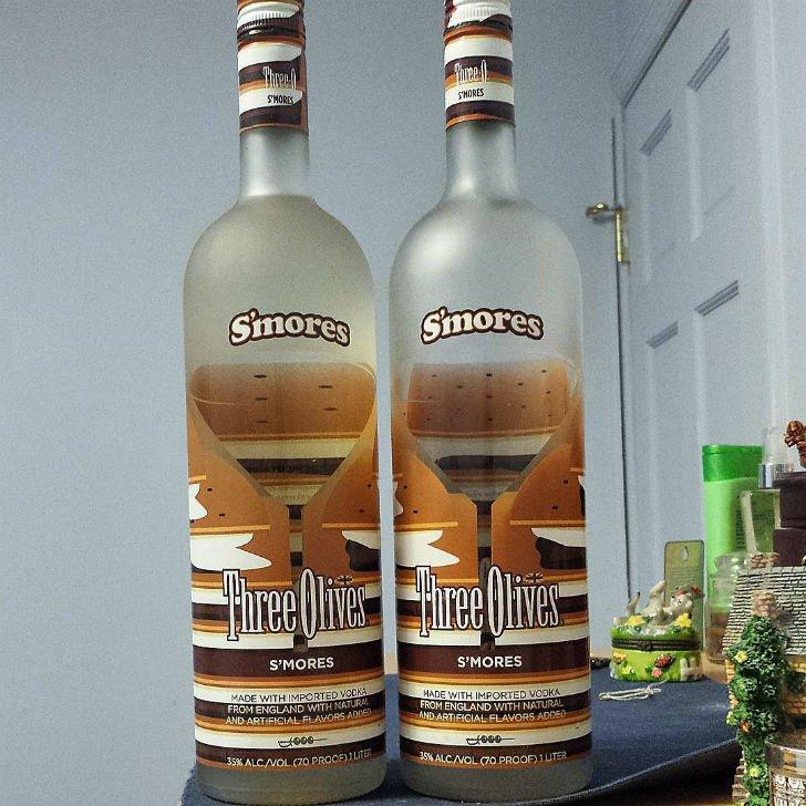 Алкогольные напитки с самым странным и неожиданным вкусом