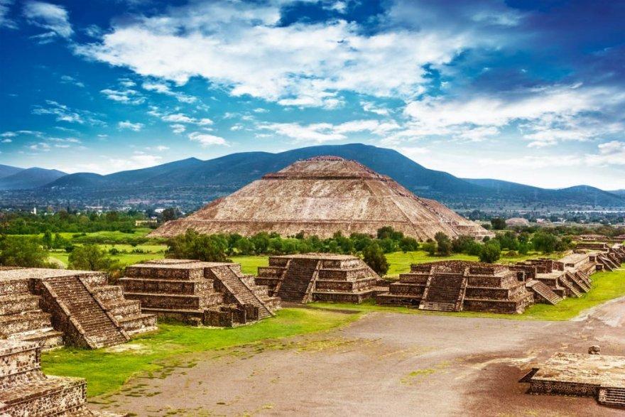 Пять затерянных городов древности