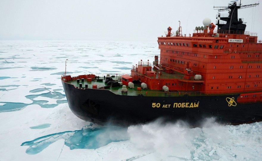 Несколько интересных фактов о русских ледоколах