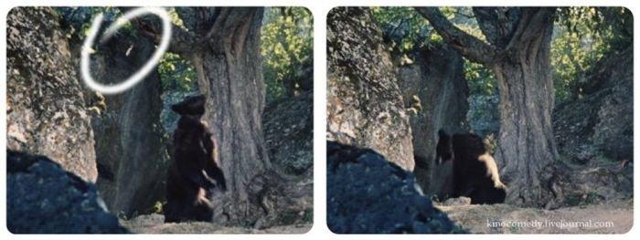 Подборка киноляпов «Кавказской пленницы» (16 фото)
