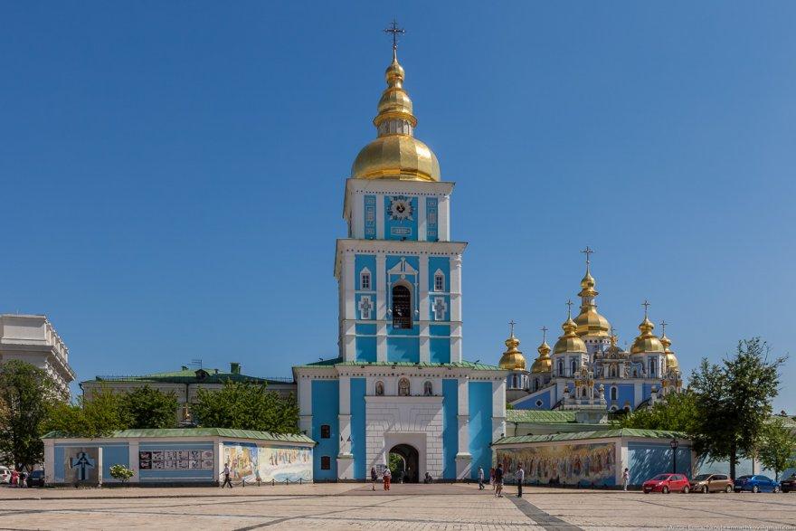 Короткая экскурсия по Киеву