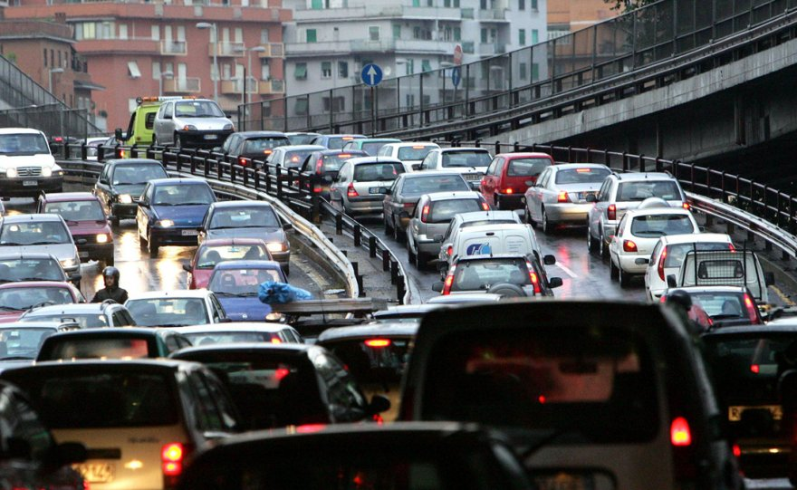 Десятка городов с ужасающим трафиком