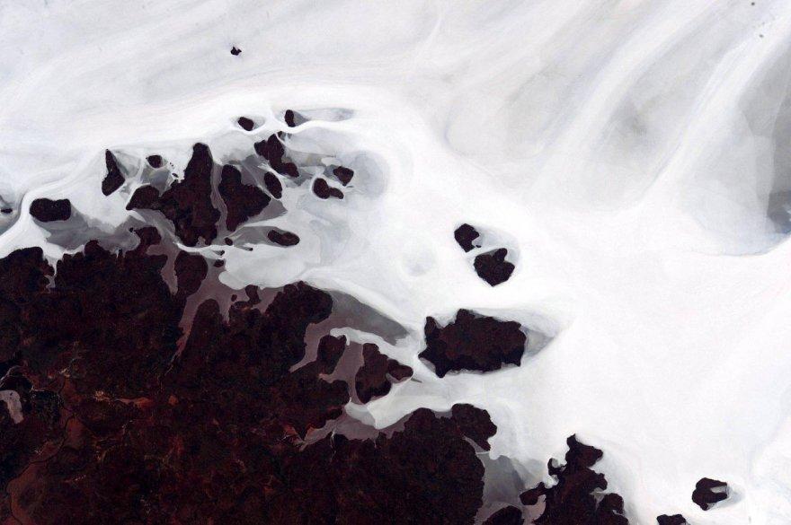 Фотографии известного космического фотографа Скотта Келли